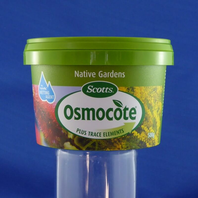 Native Osmocote Controlled Release Fertiliser