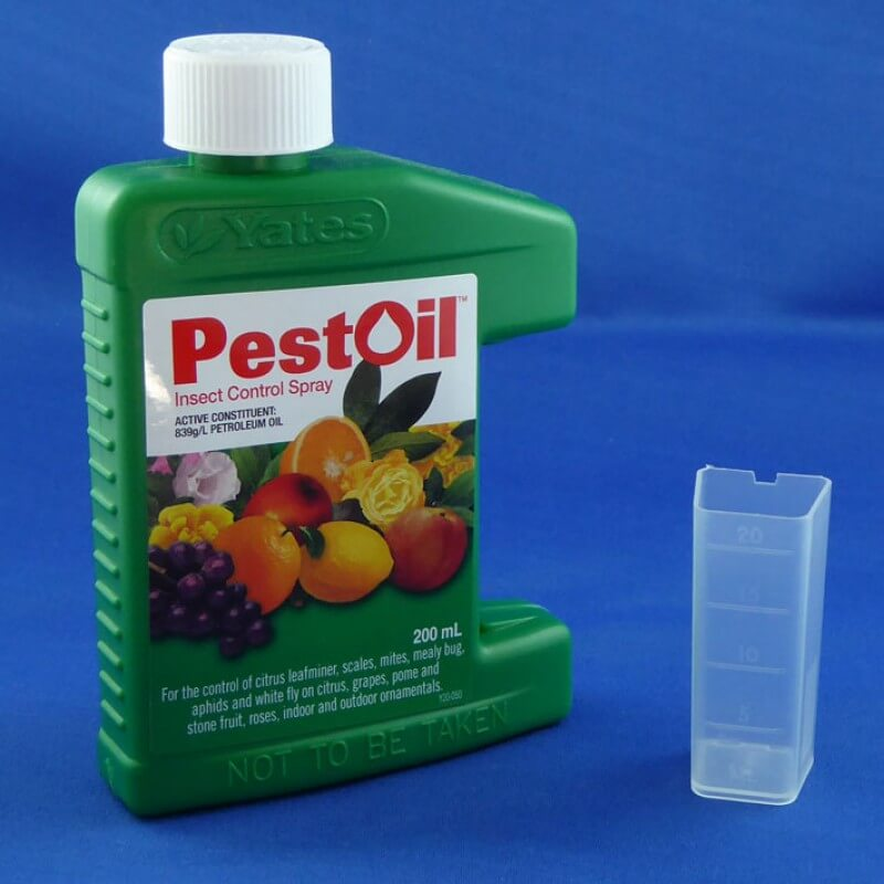 Pest Oil with measure beaker